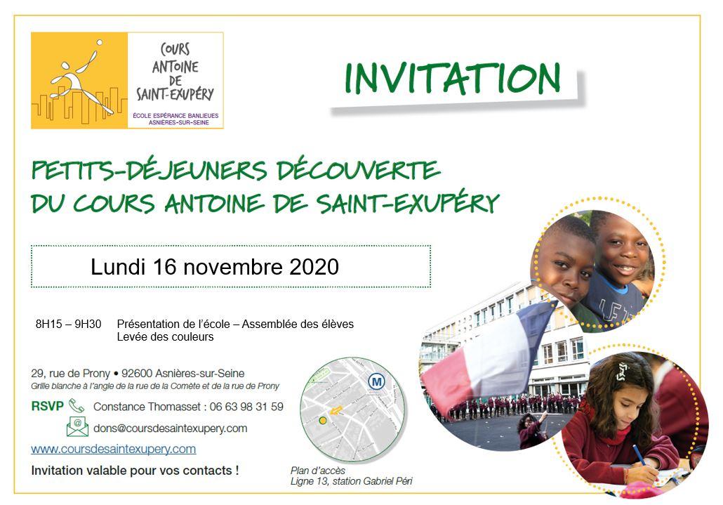 Invitation_Assemblée des élèves_Cours Antoine de Saint-ExuperyV2